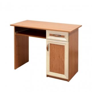 Betétes 100x50-es számítógépasztal