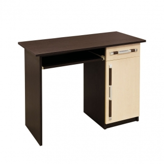 Szandra 100x50-es számítógépasztal
